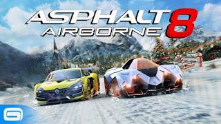 Asphalt 8: Airborne game android kekinian
