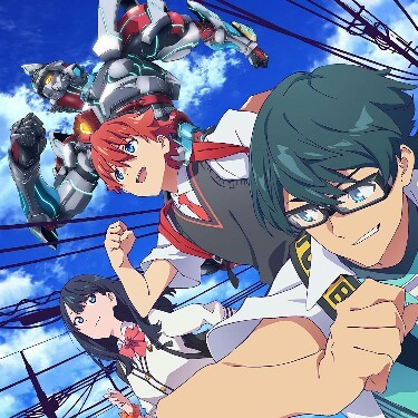Download Ost Opening SSSS.Gridman