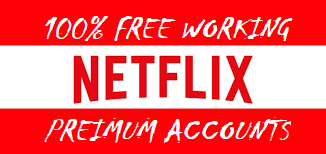Free Netflix Account and Password in 2020