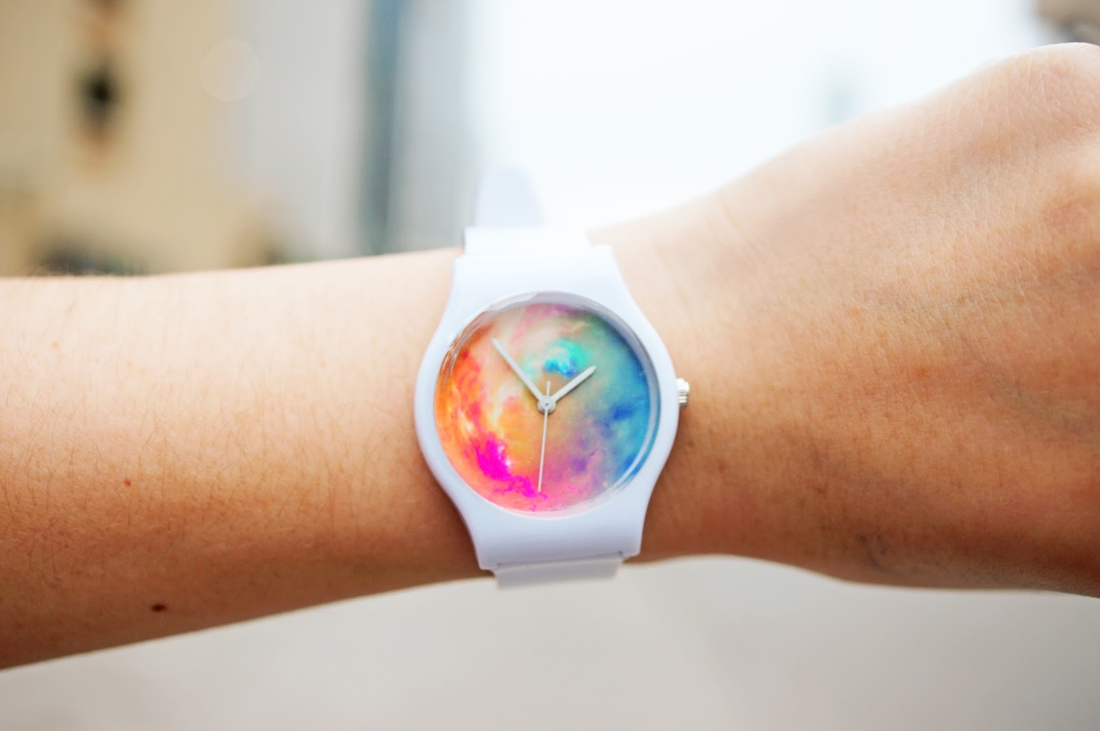 Super cute Galaxy watch!