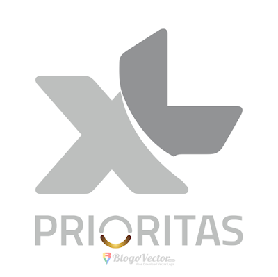 XL Prioritas Logo Vector