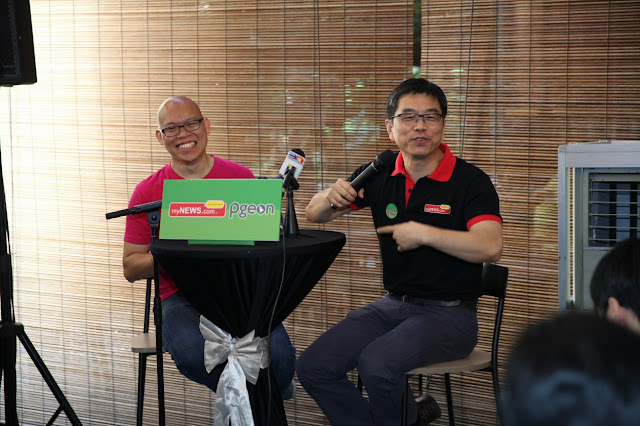 EasyParcel + Bison partnership