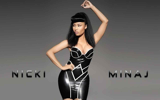 Unseen Nicki Minaj Wallpapers