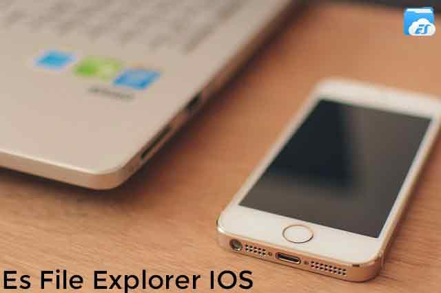 Es File Explorer IOS