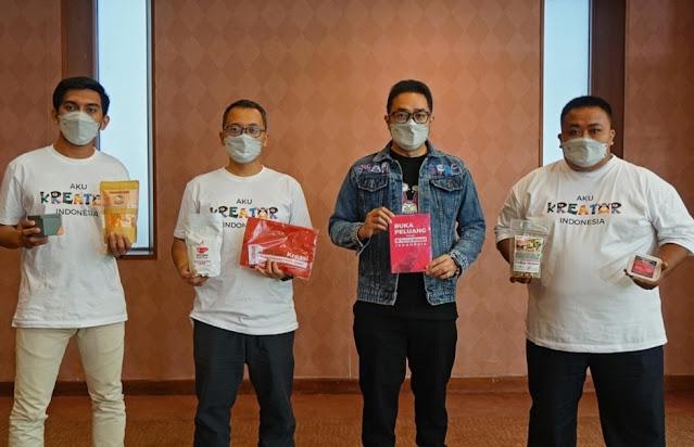 Peresmian Teman Kreasi Indonesia Mar 21