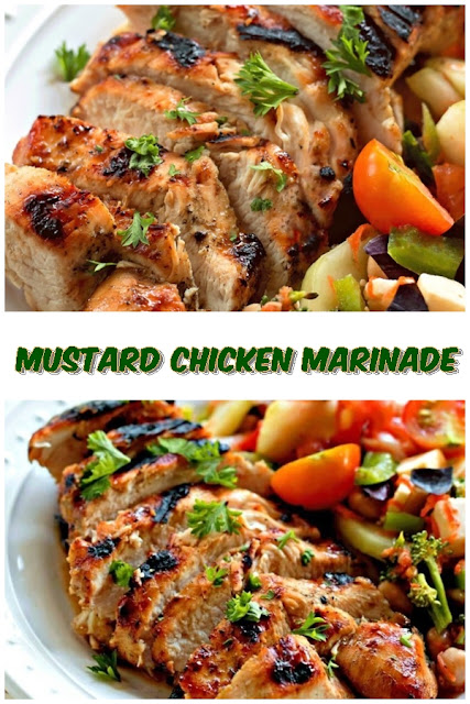#Mustard #Chicken #Marinade #crockpotrecipes #chickenbreastrecipes #easychickenrecipes #souprecipes