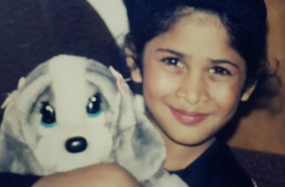 Anarkali Akarsha Child Hood