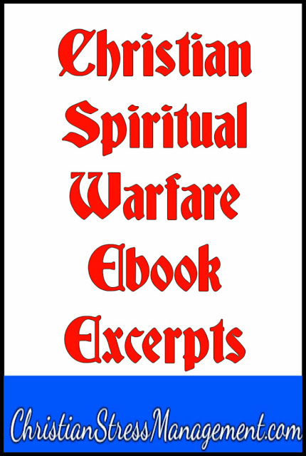 Christian Spiritual Warfare Book Excerpts
