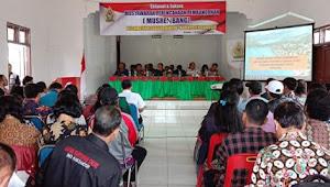 Musrenbang Kecamatan Rongurnihuta, Bupati Samosir: Kita Mengacu Pada Skala Prioritas