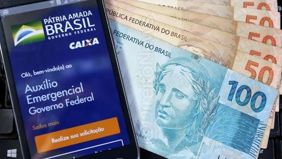 governo aprova auxilio emergencial veja direito