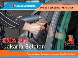 Kaca FIlm Jakarta Selatan