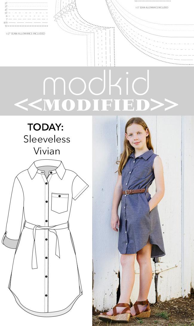 Modkid Modified // Sleeveless Vivian