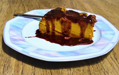 Butternut Squash Flan with Chocolate-Orange-Caramel (Paleo, Dairy-Free, Refined Sugar-Free) 3
