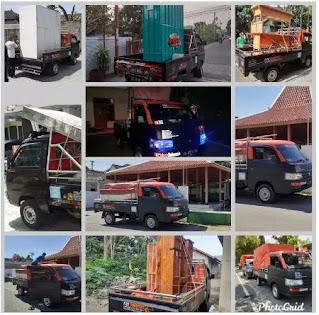 Jasa angkut barang Jogja sleman bantul 24 jam Rp 60.000