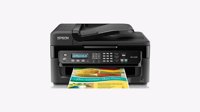epson workforce wf-2750 driver