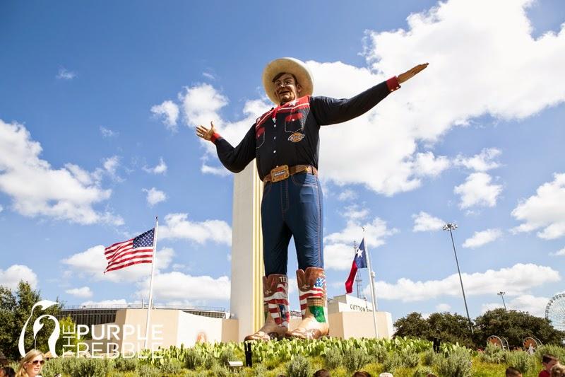 state fair of texas big tex 2014