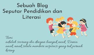 Blog ibu beranak banyak