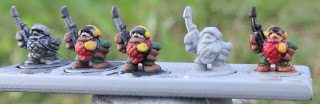 Epic NetEpic Squats 6mm Painting Tutorial