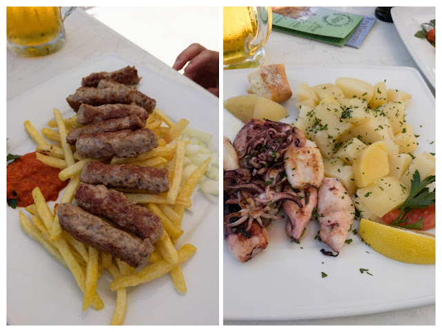 Where to eat in Rovinj Croatia: Grill Lovor