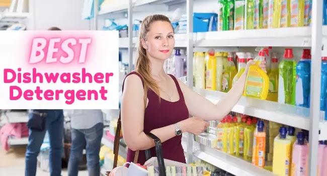 Best budget dishwasher detergent for everyday