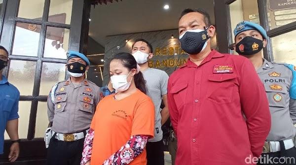 Usai Bunuh Majikan, Ratna Tusuk Perut Sendiri untuk Bersandiwara