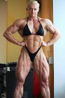 The 5 most muscular women... But pretty when even !!