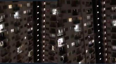 Penduduk Apartment Gamat, Bersorak Meraihkan Kemenangan Beregu Badminton Negara