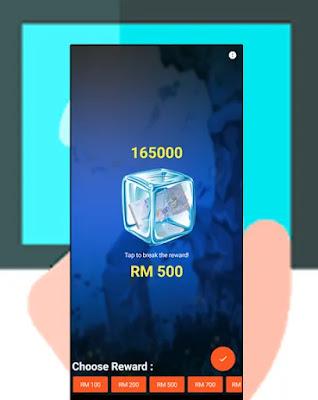 Money Cube