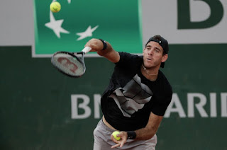 Del Potro to make last-minute decision on French Open participation
