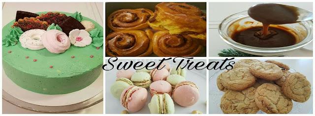 Sweet Treats E-book