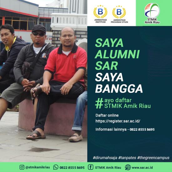 Daftar STMIK Amik Riau