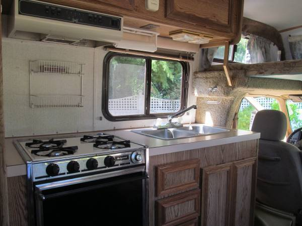 Gmc Motorhome For Sale >> Used RVs 1987 Astro Motorhome for Sale For Sale by Owner