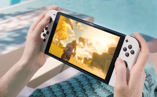 تقرير: تستعد شركة آبل لوحدة تحكم محمولة للتنافس مع Nintendo Switch
