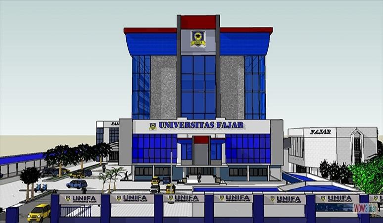 PENERIMAAN MAHASISWA BARU (UNIFA) UNIVERSITAS FAJAR