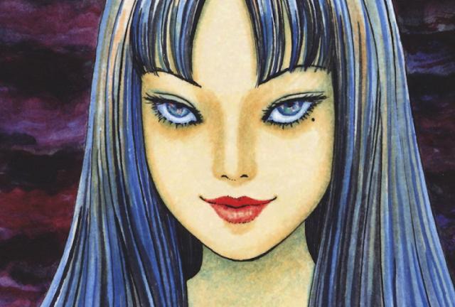 Tomie Junji Ito J-Pop Manga