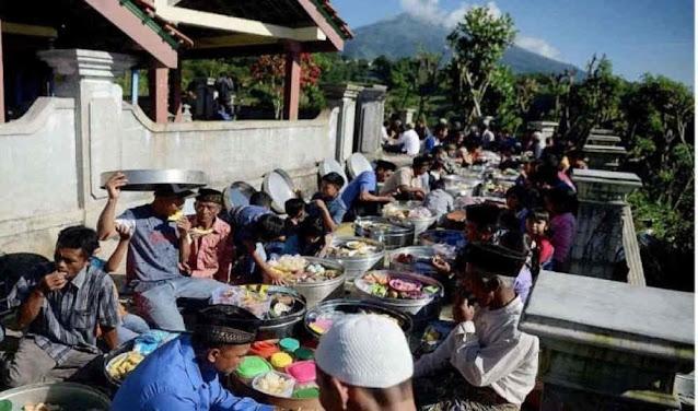 Mengulas Tradisi Nyadran  Masyarakat Jawa