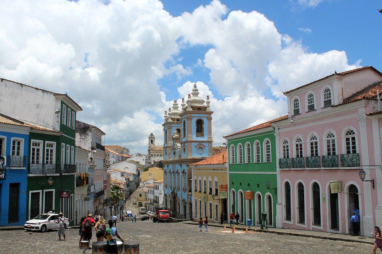 Conhecendo a Bahia