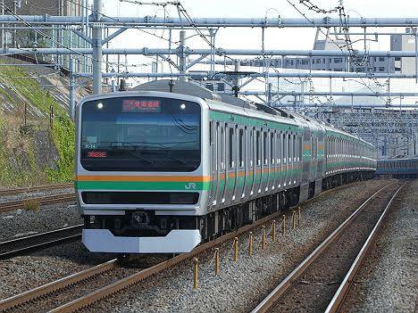 【ダイヤ改正で廃止!】東海道線 快速アクティー 熱海行きE231系