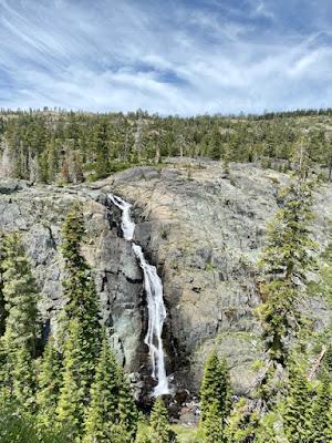 Fraser Falls Waterfall