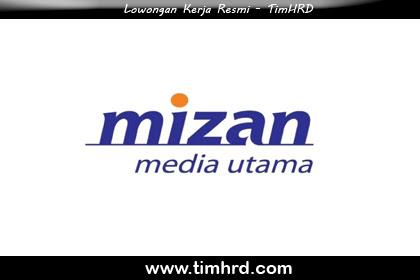 Lowongan Kerja Resmi PT. Mizan Media Utama