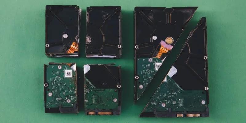 قم بتوسيع مساحة تخزين الكمبيوتر المميز