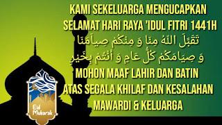 Ciri-ciri orang yang Sukses melaksanakan Ibdah Ramadhan, Ramadhan 1441 H, ciri orang bertaqwa