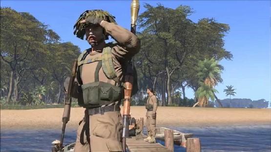 Arma 3 Laws of War Free Download Pc Game