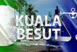 Politik Tedi: Kan betul BN menang PRK Kuala Besut.