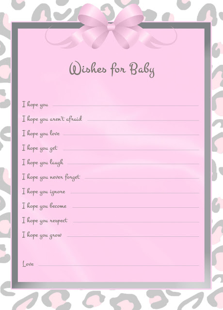 wishes for baby printable template free the diva freebie of the week wishes for baby
