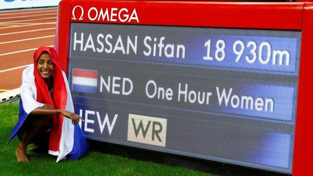 Hassan kwam tot een afstand van bijna 19 kilometer in Brussel. (Foto: Pro Shots)