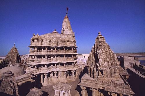 Jagatmandir at Dwarka