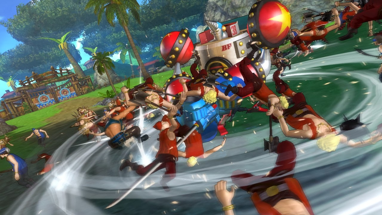 one piece pirate warriors pc download