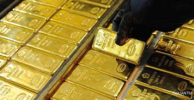 harga emas antam logam mulia pegadaian