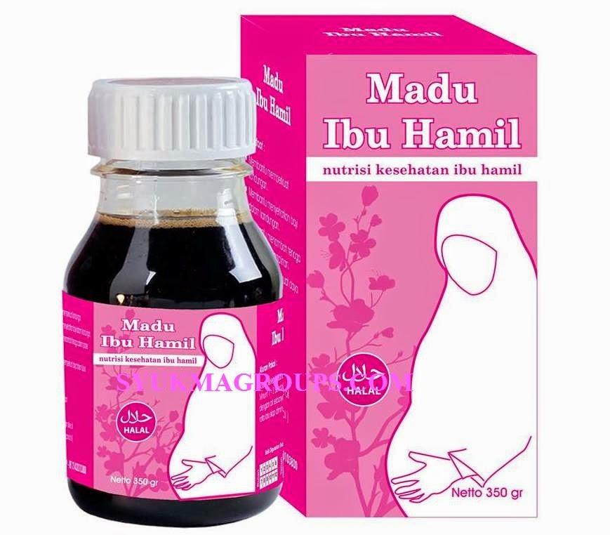 Madu Ibu Hamil Al Mabruroh